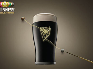 Diageo hires Momentum for Guinness 9-Ball Tour final