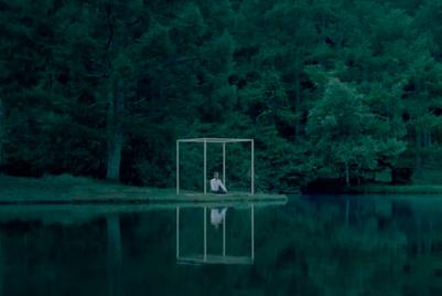 Audi presents the A8 as a meditative cube