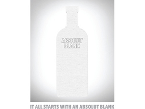 'Absolut Blank' campaign collaborating local artists launches in Shanghai