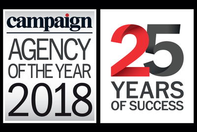 Agency of the Year Awards 2018