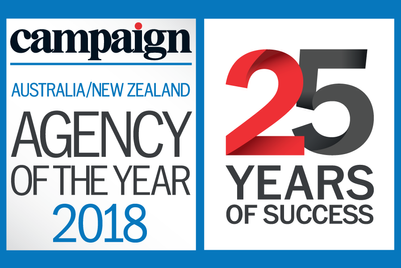 Agency of the Year 2018 shortlist: Australia / New Zealand