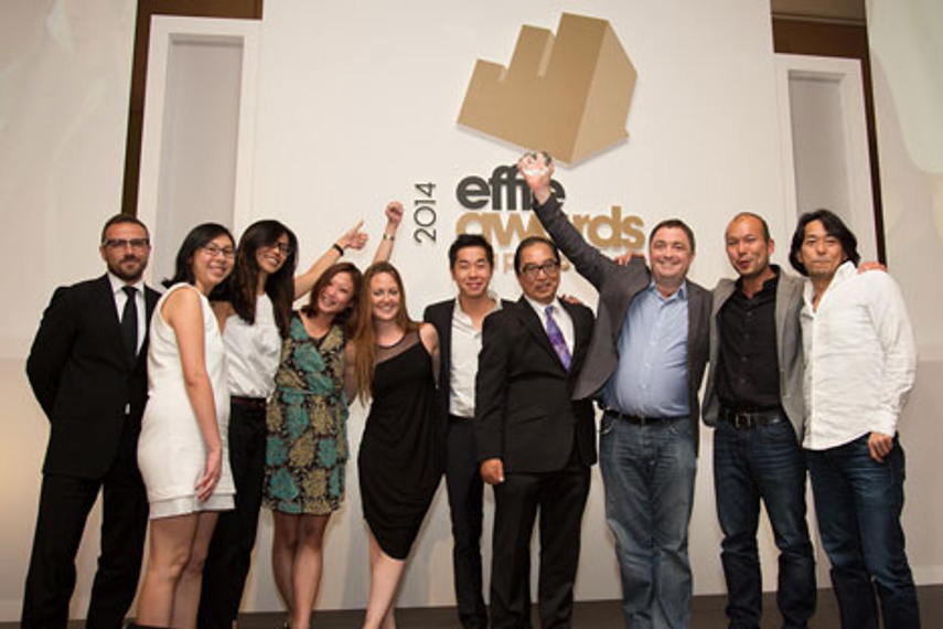 BBDO wins Network of the Year at APAC Effie awards