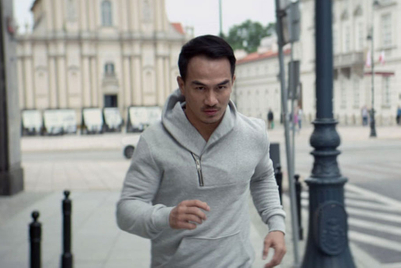 Stalker video? Indonesian star hunts for prey for Asus