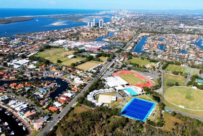 Gold Coast anticipates 600,000 for Commonwealth Games