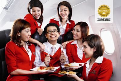 AirAsia X chooses Carat Korea as media partner