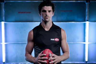 Foxtel builds techno shirt to let footy fans feel the game's impact