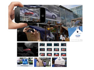 CASE STUDY: Ford uses AR to give Thai consumers test drive