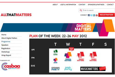 Branded reappoints Fulford PR for Music Matters event