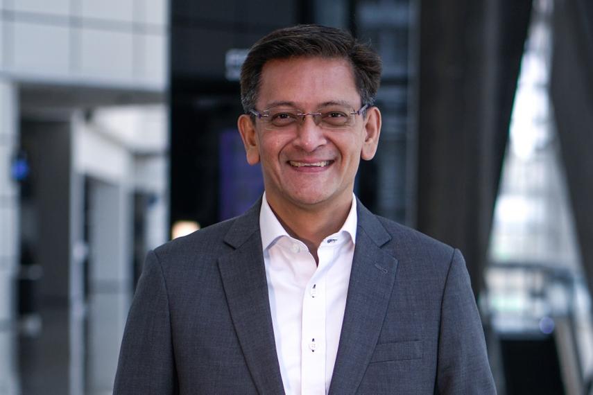 Aloysius Arlando, president-elect for SACEOS.