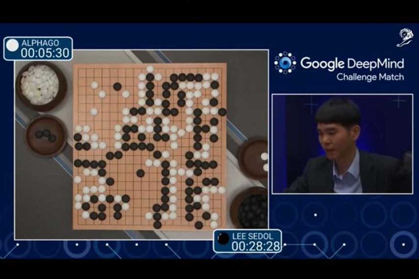 Google's DeepMind AlphaGo project won the Innovation Grand Prix in 2016.