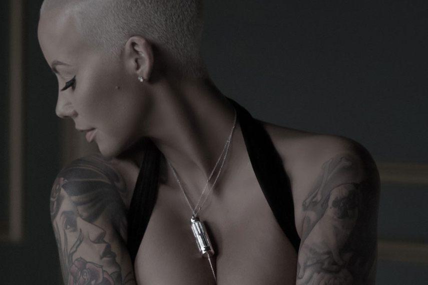 From the US: Amber Rose fronts an effort to stamp out unfair taxation.