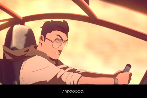 Head & Shoulders on subverting shampoo ad tropes with new anime campaign