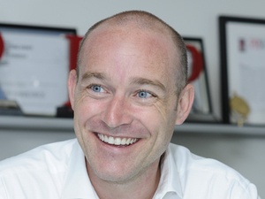 Andy Woolnough to lead corporate comms at WS in Singapore