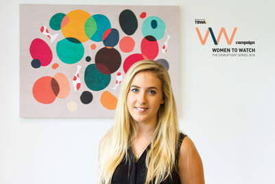 Meet the 2018 Women to Watch: Annie McNamara of LoopMe