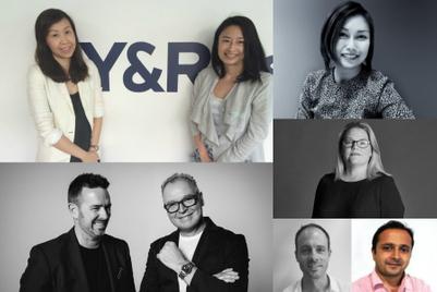 Move and win roundup: Y&R, Saatchi & Saatchi, WPP, IPG Mediabrands and more