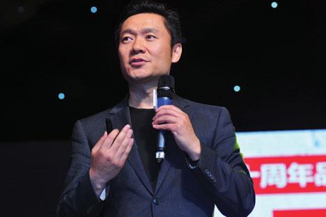 China's digital drivers: Mobile market key to rejuvenation for Lenovo China's Arthur Wei