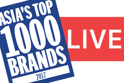 Watch Campaign's live 'Asia's Top 1000 Brands' breakdown