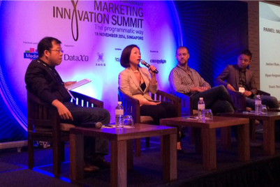 Marketing Innovation Summit in progress: Follow #MktgInnovSummit