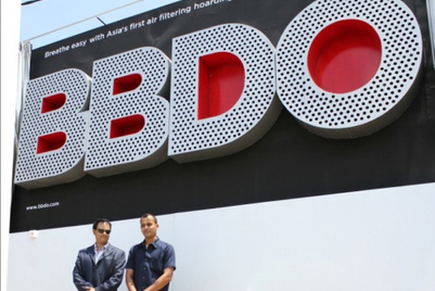 BBDO to offer air-purifying billboards in Sri Lanka