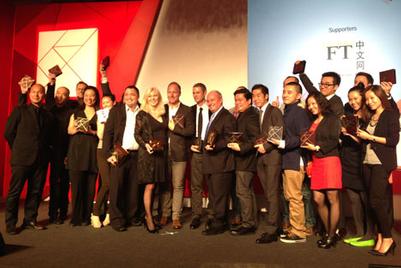 The winners: 2013 Asian Marketing Effectiveness Awards
