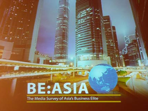 BE Asia 2010: Media survey of Asia's business elite