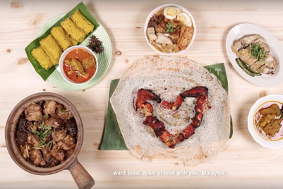 Malaysian radio station releases street food video in response to Netflix snub