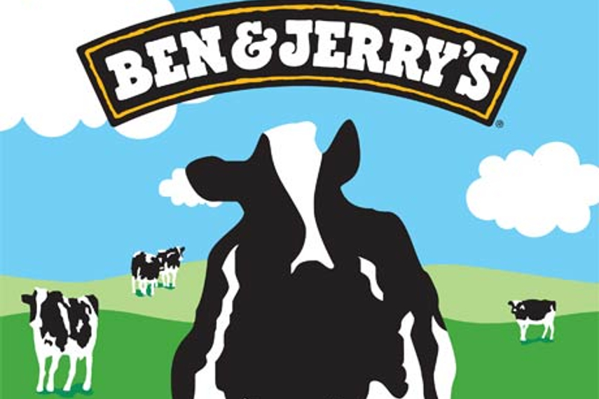 Arcade has been named AOR for Ben & Jerry's