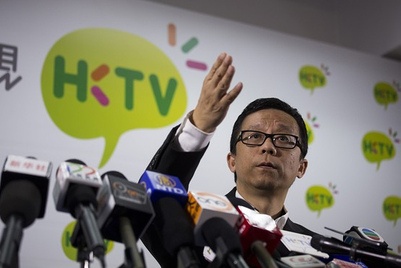Agency leaders shake heads at Hong Kong free-to-air TV decision