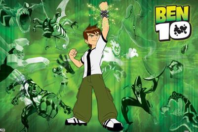 Ben 10 new premiere on 10.10.10 on Cartoon Network