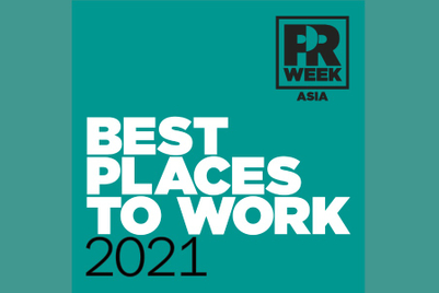 PRWeek Asia launches Best Places to Work