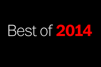 The year in review: Our top-5 lists for 2014