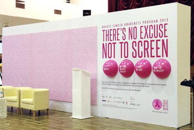 CASE STUDY: Singapore Cancer Society helps women conquer mammogram fears