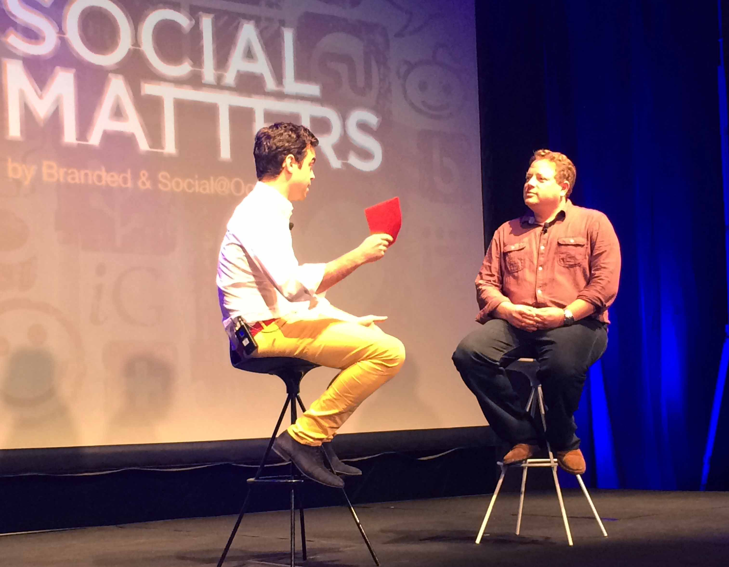 What social-media marketers can learn from True Blood's Brian Buckner