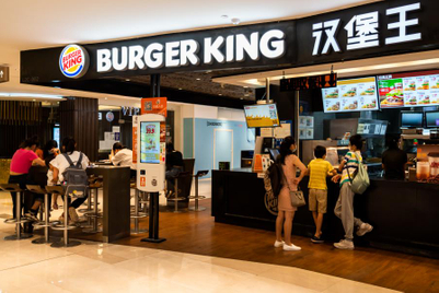 Burger King appoints UM China