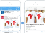 Twitter launches its first 'Buy' button