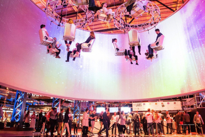 Venues step up as event formats evolve