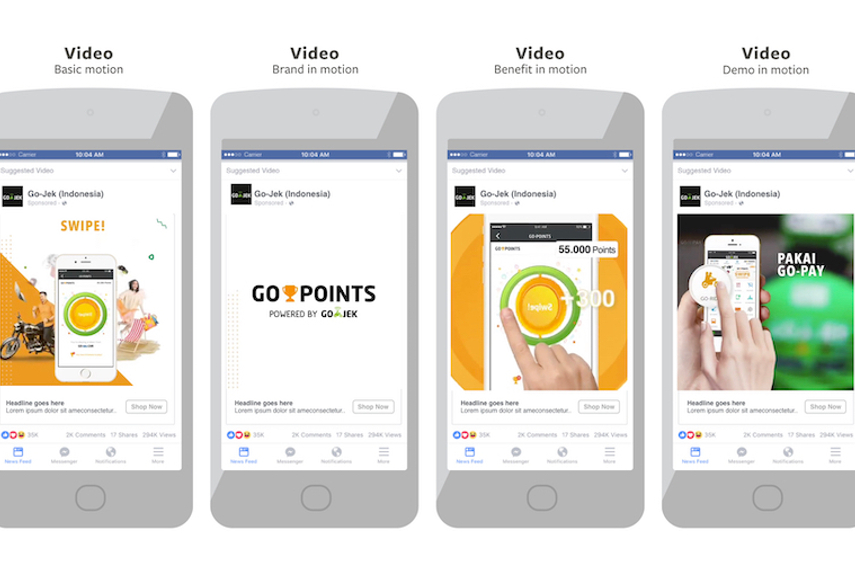 Getting Asian SMEs on board with Facebook video ads