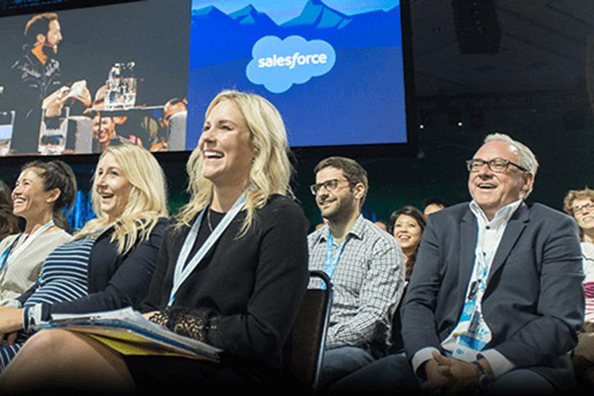 Salesforce APAC revenue grows 26%