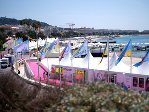 On the ground in Cannes: Editor's Diary Day 3