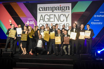 2016 Agency of the Year Awards: Winners and photos
