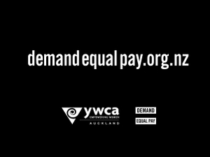 YWCA NZ demands equal pay for women in campaign by DDB