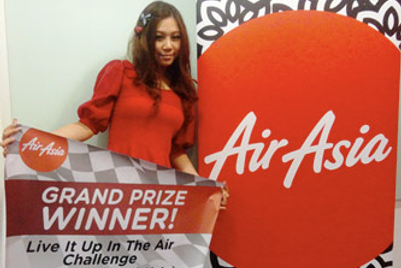 CASE STUDY: How AirAsia increased brand scores by helping people realise their dreams
