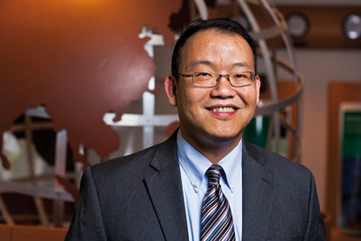 MARKETER PROFILE: Philip Wu of UPS delivering on a promise