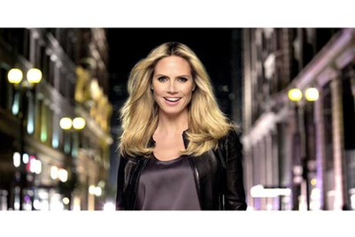 Heidi Klum stars in Arcade's global campaign for Clear