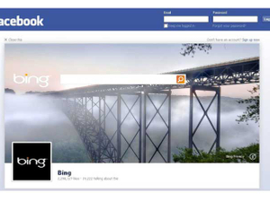 Facebook rolls out logout page ad in Singapore with Singsale.com; experts sceptical