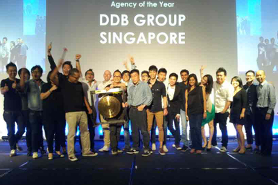 DDB Group Singapore tops GONG Creative Circle Awards