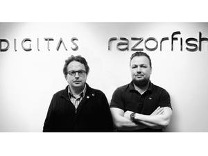 Ian Shepherd and Richard Gostelow join Digitas and Razorfish as regional creative leads