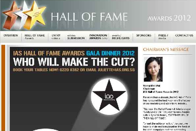 Hall of Fame Singapore announces finalists
