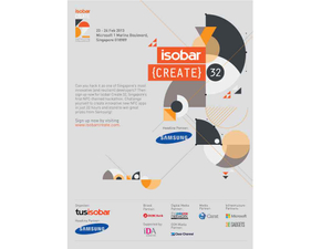 Isobar launches mobile 'hackathon' event in Asia