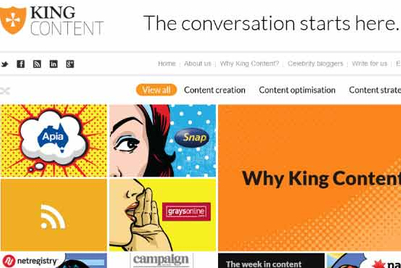 Australia-based King Content launches in Singapore